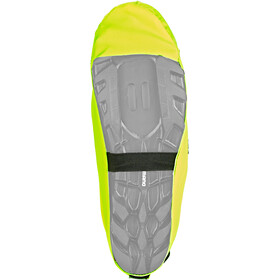 VAUDE Bike Gaiters short neon yellow